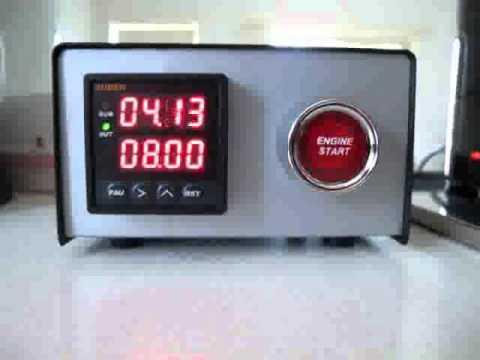 Coffee Maker Grinder Timer : Coffee grinder timer - YouTube