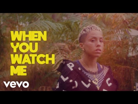 Poppy Ajudha - When You Watch Me // Searching Inside Mp3