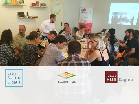 Playing Lean Workshop Zagreb