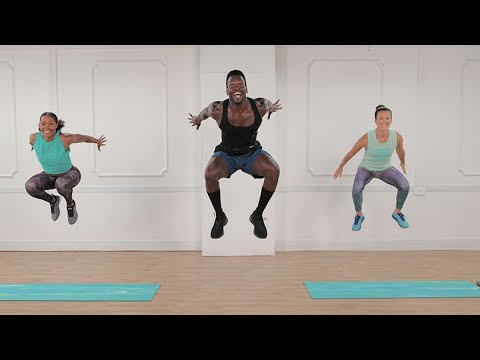 Calorie-Torching 45-Minute Cardio and Sculpting Tabata Workout | Class FitSugar