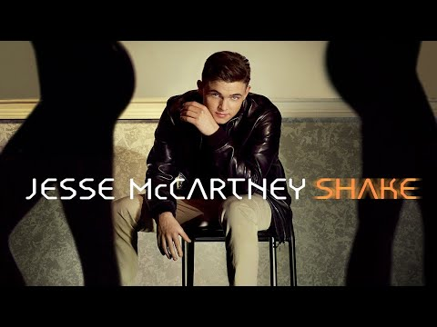 Jesse McCartney - Shake Lyrics Video