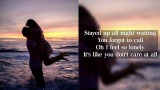 Tori Kelly - Sorry Would Go A Long Way (Live) With Lyrics