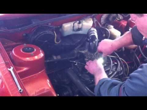 Kadett D 12S OHV Turbo