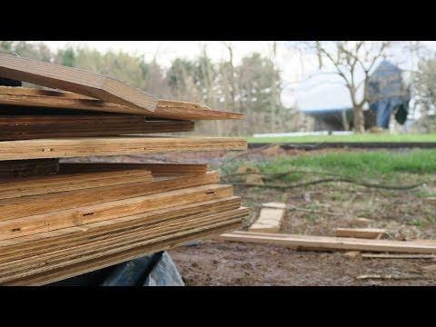 Marine Plywood Ruined?