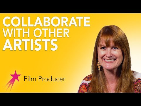 Film Producer: Collaboration is Key to Good Art - Stephanie Bell Career Girls Role Model