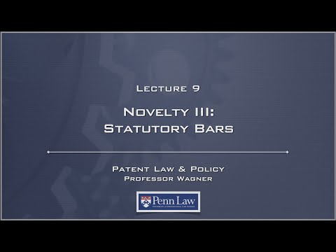 Lecture 09 - Novelty 3