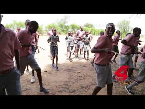 Redfourth Cultural - Talek Primary School Maasai Folk Song