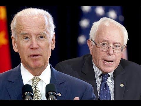 Joe Biden Snubs Bernie Sanders For Politics