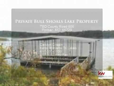 Repeat Waterfront Resort on Bull Shoals Lake For Sale by