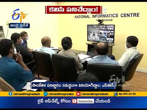 Don't Use Volunteers in Election   SEC Nimmagadda Ramesh Kumar Orders   to Officials