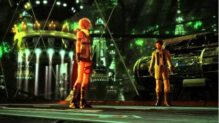 final fantasy XIII gedosato 0.14.1501 pc gameplay 3840*2160 downsampled