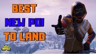 THIS NEW POI HAS THE MOST LOOT IN FORTNITE! | Fortnite Season 7