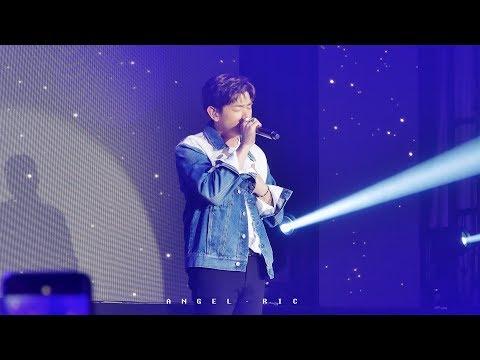 [fancam] 181225 에릭남 Eric Nam - 그 밤(The Night) @ 메모리즈10