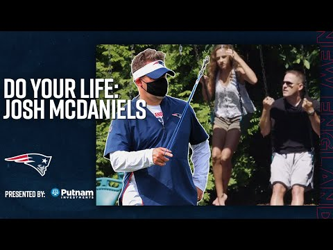 A Day in the Life of the Patriots Offensive Coordinator | Do Your Life: Josh McDaniels