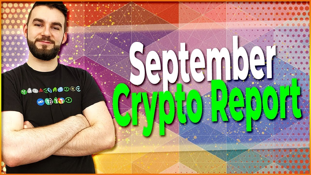 ▶️ September Crypto & Blockchain Social Metrics & Earnings Report | EP#371