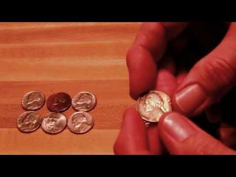 Survival tips-Identifying Pre-'64 silver coins