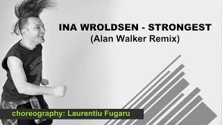 Ina Wroldsen - Strongest  Zumba Choreography