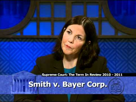 Supreme Court: The Term in Review (2010-2011), Part 2 of 2