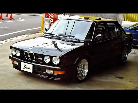 bmw m5 e28 quick look youtube. Black Bedroom Furniture Sets. Home Design Ideas