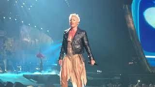 P!nk - Just Give Me A Reason [4K] [Beautiful Trauma World Tour 2019] [Amsterdam] [June 16th 2019]