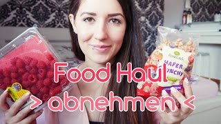 XXL FOOD HAUL - ABNEHMEN | Lidl und dm | Mai 2015 | Diie Jule