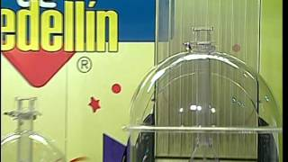Sorteo de la Lotería de Medellín número 4241 - 24/10/2014