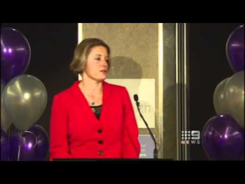 NSW Premier Kristina Keneally Speaks To Channel 9 About Her Daughter