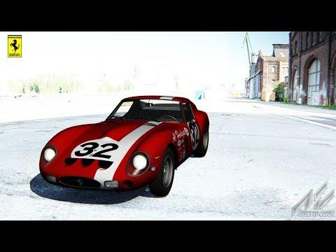 Assetto Corsa-Ferrari 70th Anniversary Pack: Ferrari 250 GTO @ Barcelona GP  