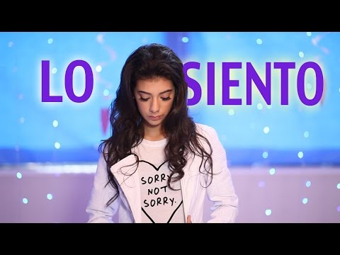 "Justin Bieber ""Sorry"" - SPANISH Cover by Giselle Torres (""Lo Siento"")"