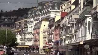Монтрё, Швейцария. Montreux, Switzerland.(Экскурсия по Монтрё от Шильонского замка до выезда на Лозанну и Женеву. Montreux, Schweiz, Suisse., 2016-10-18T08:20:35.000Z)