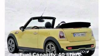 2008 MINI Cooper Cabrio - Specs
