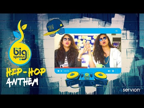 The Big Sprout Hip-Hop Anthem! Watch our Bangalore employees groove to the beat