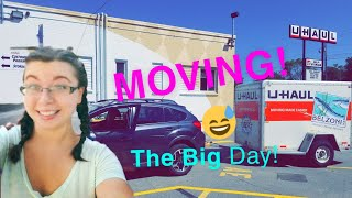 Moving Day! Last Video In My Old House... Time For New Adventures!