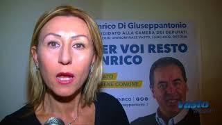 """Incoronata Ronzitti: """"Di Giuseppantonio rappresenta il nostro territorio"""""""