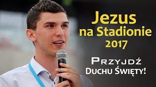 Marcin Zieliński - modlitwa o Ducha Świętego