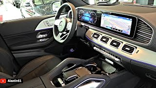 2020 Mercedes GLE | FULL REVIEW Interior Infotainment