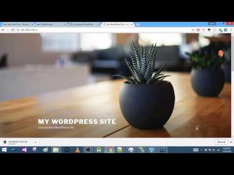 Wordpress on Windows IIS