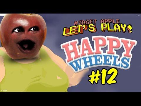 Midget apple let 39 s play happy wheels 12 crazy smiley - Let s play happy wheels ...
