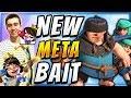 THIS DECK NEEDS A NERF! New Princess Log Bait Deck — Clash Royale