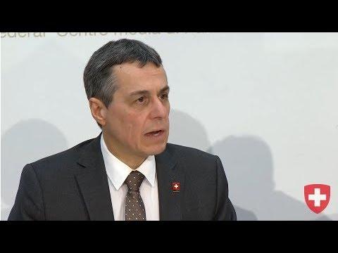 05.03.2018 - BR Cassis zu: Beziehungen Schweiz - EU