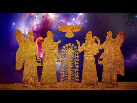 Армяне - Ануннаки (00:12 - на фото) - Шумеры - Творец