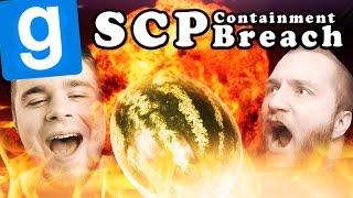 NOWA MAPA! ARBUZOWNIA! | SCP: Containment Breach [#8] Garry's mod [#520] (With: EKIPA)
