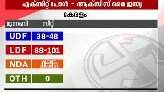 News Hour 16/05/16 Assembly Election Exit Poll Results