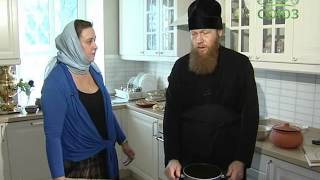 Кулинарное паломничество. От 3 марта. Готовим похлебку в Новоспасском монастыре