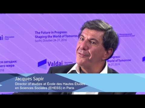 Jacques Sapir on the rise of populism in Europe and the US