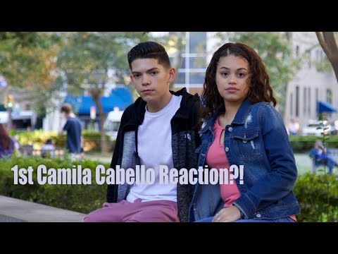 REACTING TO CAMILA CABELLO'S - HAVANA...
