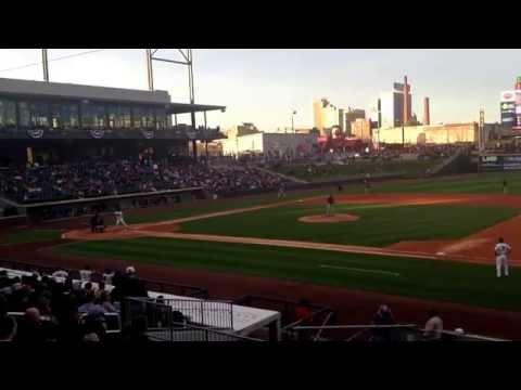 Birmingham Barons vs. Chicago White Sox 3/28/14