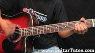 Hannah Montana - He Could Be The One, by www.GuitarTutee.com