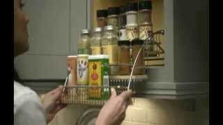 Diamond at Lowe's Pull Down Spice Rack