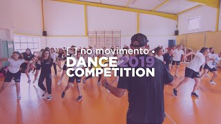[ ] no movimento • Dance Competition 2019 Workshops